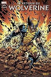 Wolverine (fresh start) N°5 de Charles Soule