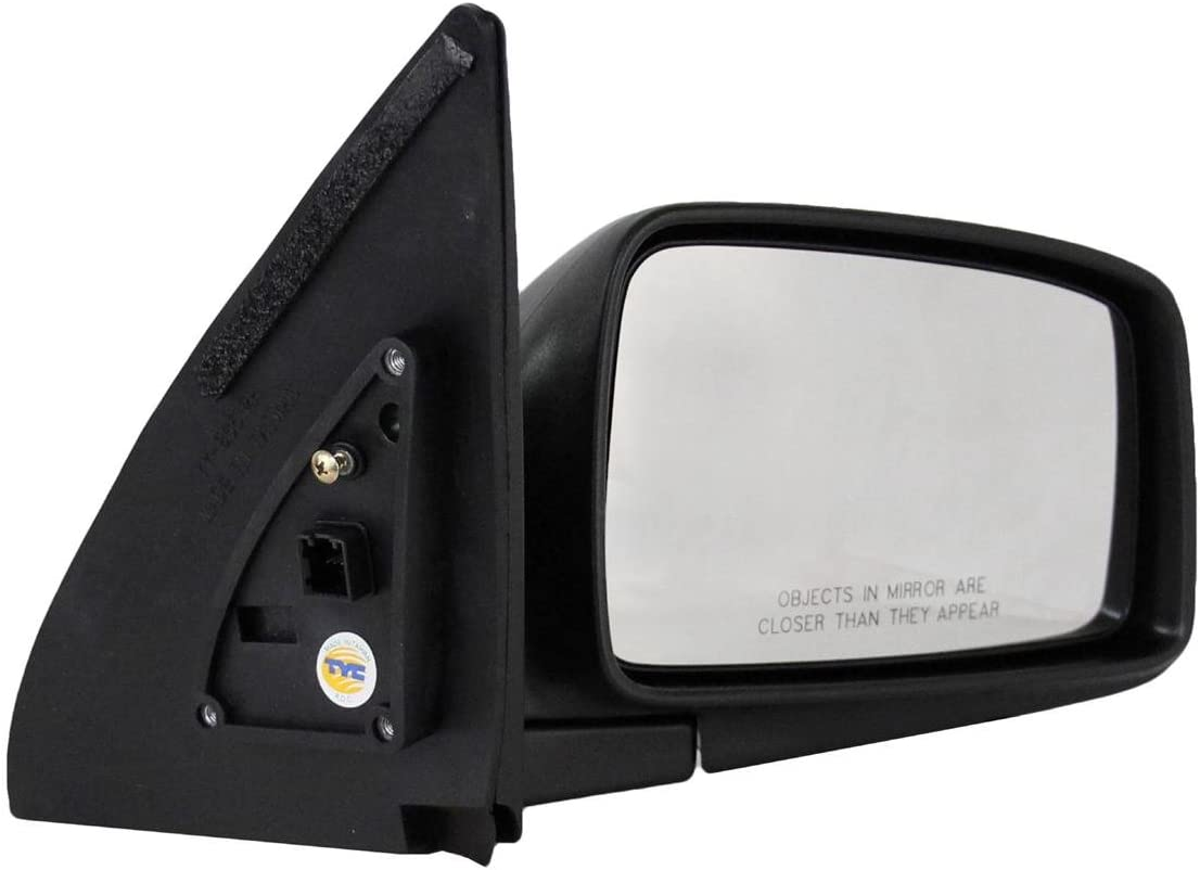 Rareelectrical NEW RIGHT HAND PASSENGER COMPATI DOOR Ultra-Cheap New life Deals SIDE MIRROR
