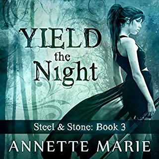 Yield the Night audiobook cover art