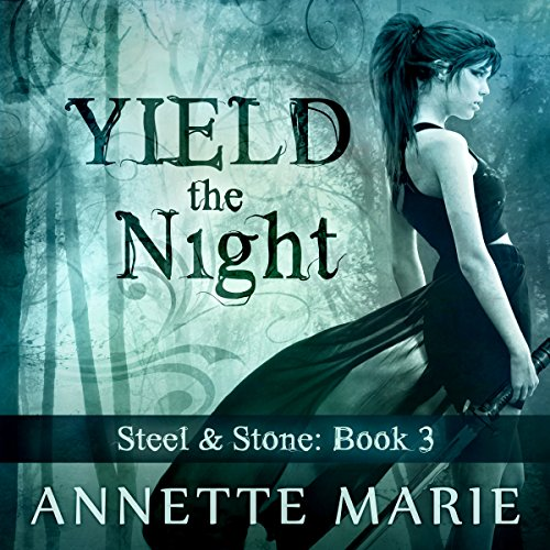 Yield the Night     Steel & Stone Series #3              By:                                                                                                                                 Annette Marie                               Narrated by:                                                                                                                                 Jorjeana Marie                      Length: 8 hrs and 32 mins     417 ratings     Overall 4.6