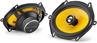 "JL Audio C1-570x 5"" x 7""/6"" x 8"" 120W RMS 2-Way C1 Series Coaxial Speakers photo"