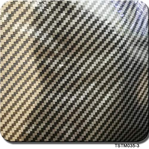 juqingshanghang1 Hydrographics Film, 0,5 Meter Breite - Wassertransferdruck Hydro-Tauchfilm - Transluzentes Muster - Mehrfarbig Optional (Color : TSTM035-3, Size : 0.5mx6m)