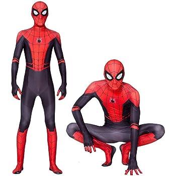 WEDSGTV Spider Man Body Spandex Traje para Adultos/Niños Custom ...