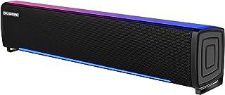 【2021年最新版】Wunancloa Bluetooth5.0 スピーカー 长連続再生完全ワイヤレススBluetoothスピーカー完全 ワイヤレス スピーカー ミニ 小型minコンパクポータブルスピーカー、強化された低音大音量、ステレオサウン...