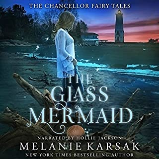The Glass Mermaid audiobook cover art
