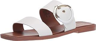 Franco Sarto womens Maiva Sandal White 6 M