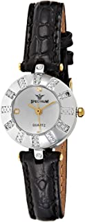 Spectrum Women Leather Band Watch - 92662LL-5