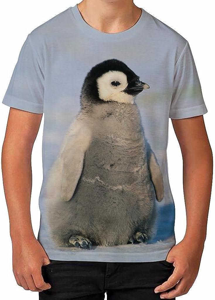 Baby Penguin Shirt Youth Penguin Shirt Cute Penguin Infant Tee Funny I/'m Not A Penguin Kids Shirt 6M-24M