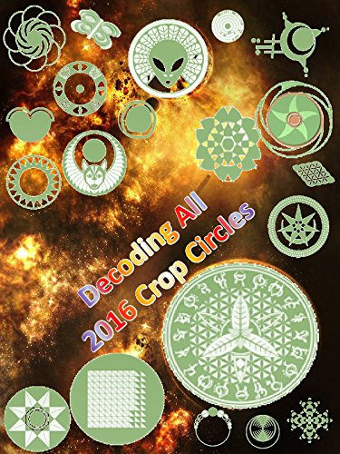 Decoding All 2016 Crop Circles