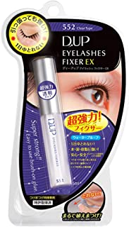 DUP Eyelash Fixer EX 552 Clear Type 1 Ounce