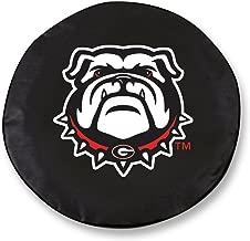 NCAA Georgia Bulldogs Tire Cover with Mascot