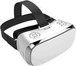 Jay Casque VR pour Xbox One, Casques de réalité virtuelle Tout-en-Un PC Lunettes 3D Casque Xbox Bluetooth pour 360 / One 2...
