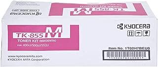 Kyocera Toner Kit - Tk-855m, Magenta