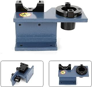 CAT 40 CNC Tool Holder Tightening Fixture, Work Table Tool Cart CNC Tool Clamping Holding Holder Rack Tighten Tool