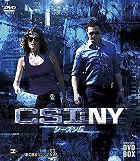 CSI:NY コンパクト DVD‐BOX シーズン5