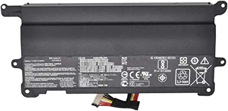 Ammibattery Replacement A32N1511 Laptop Battery for Asus Rog G752 G752V G752VL G752VL-1A/2A G752VM-GC034D G752VT-1A/DH72/DH74 GFX72VY6820 Series Notebook 0B110-00370000 A32LM9H