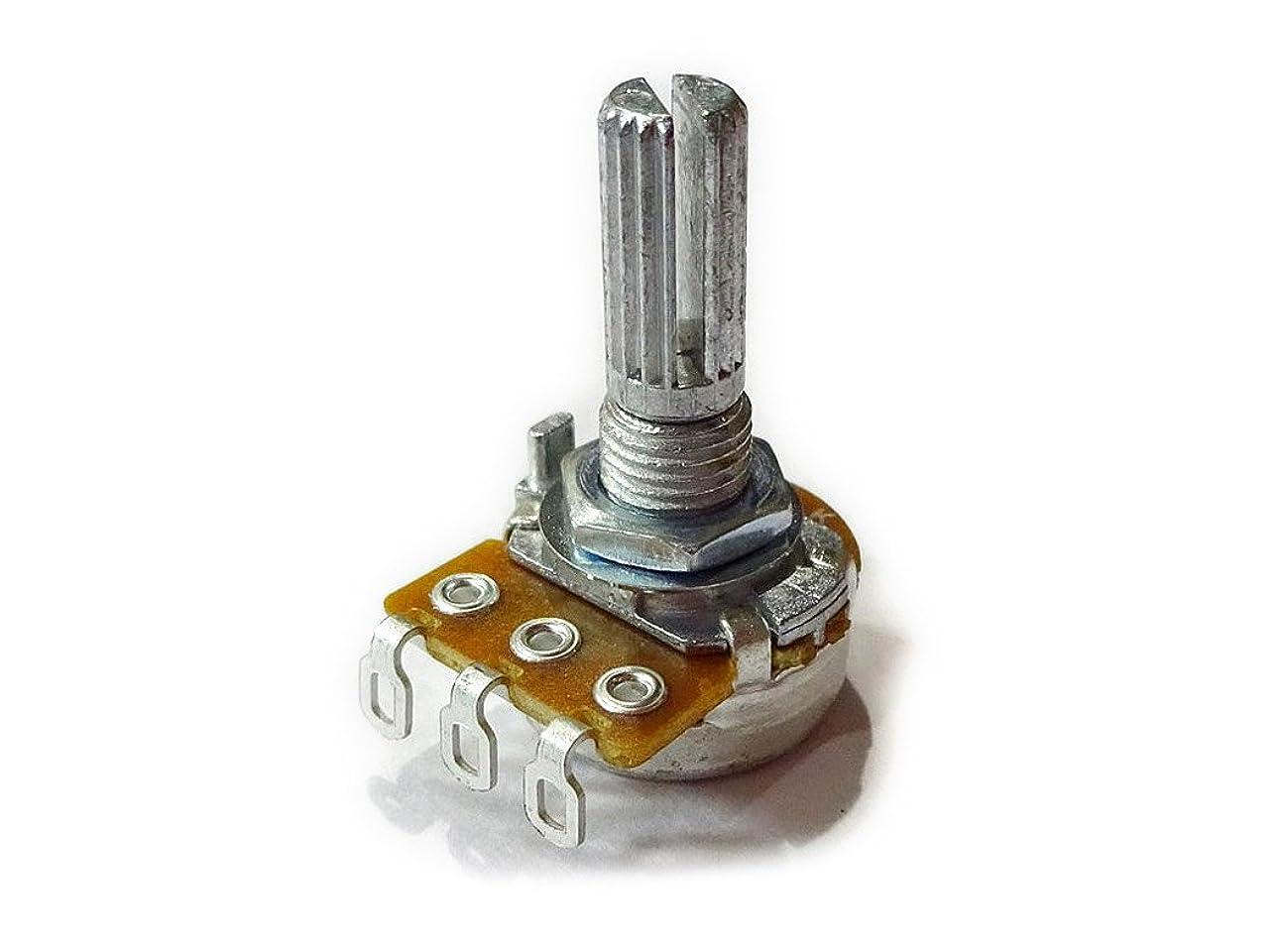 順応性引き出す言い聞かせる可変抵抗器 ロータリーボリューム 16mmミニポット ミリ Aカーブ 1kΩ 1個