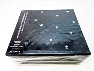 サントラCD7枚組 キングダムハーツ HD1.5 & 2.5 リミックス オリジナル・サウンドトラックBOX 完全限定生産BOX
