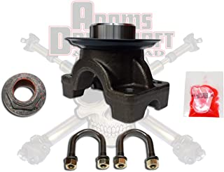 8.8 AXLE 1350 SERIES PINION YOKE [FORGED] HIGH ANGLE 28 TO 30 DEGREES