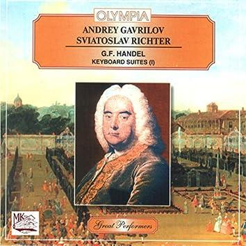 Handel: Keyboard Suites Nos. 1 - 8