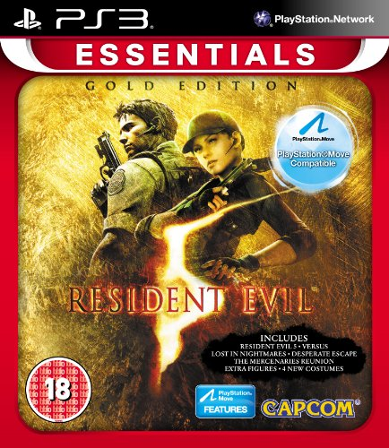 PS3 RESIDENT EVIL 5 GOLD EDITION (EU)