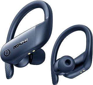 Mpow D8 Bluetooth Headphones Waterproof IPX7, 9Hrs Playback Sport Wireless Earphones w/Mic, HD Stereo in-Ear Wireless Earb...