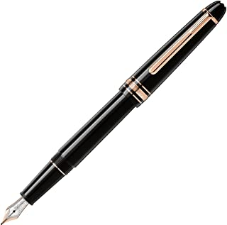 Montblanc Meisterstuck Black Fountain Pen 112676
