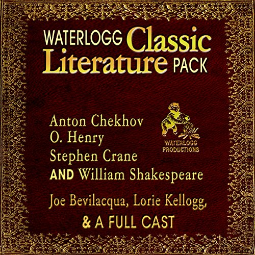 Waterlogg Classic Literature Pack  Audiolibri