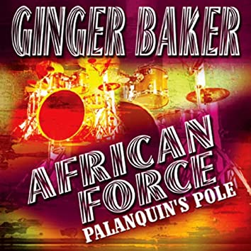 African Force - Palanquin's Pole