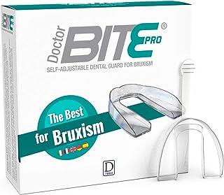 Bite Bruxismo Notturno Automodellante Doctor Bite Pro Dulàc 100% Made in Italy – Bite Dentale Notturno Superiore (utile an...