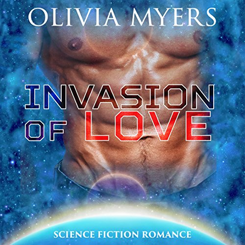 Invasion of Love audiobook cover art