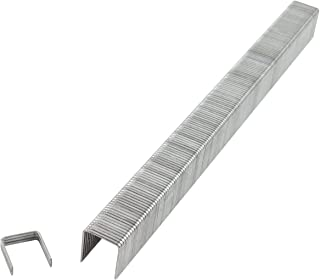 B&C Eagle 71/06 1/4-Inch Length x 3/8-Inch Crown x 22 Gauge Galvanized Fine Wire Staples (10,000 per box)