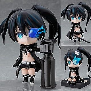 Svart Rock Shooter Vacker Tjej Kuroi Mato Q Version Karaktär Docka Animerad Karaktär Modell Staty Dekoration Action Figur ...