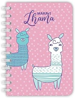 Caderno Mini, Redoma, Sweet, R961SW, 192 Folhas, Rosa