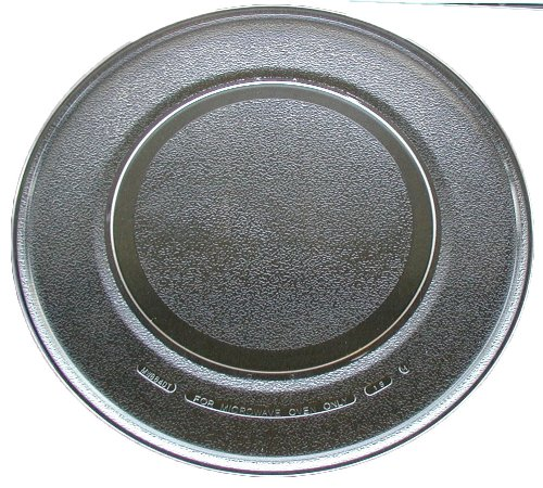 GE Microwave Glass Turntable Plate / Tray 15 1/2 ' # WB49X10031