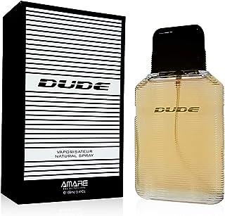 Dude by Amare - perfume for men - Eau de Toilette, 100 ml