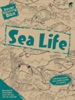 Dover Coloring Box -- Sea Life (Dover Fun Kits)