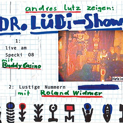 『Dr. Lüdi Show』のカバーアート