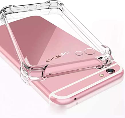 KEVAY 1.0mm Shockproof Transparent Back Cover for Oppo A83