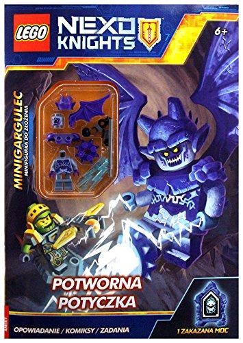 LEGO Nexo Knights. Potworna potyczka [KSIÄĹťKA]