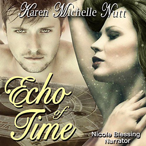 Echo of Time audiobook cover art