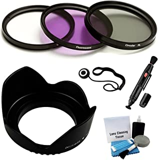 UltraPro Deluxe Accessory Set Included with Deluxe Filter Carry Case for Select Sony Digital Cameras UV, CPL, FLD 40.5mm Digital High-Resolution Filter Kit
