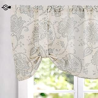 Superb Amazon Com Grey Valences Draperies Curtains Home Ncnpc Chair Design For Home Ncnpcorg