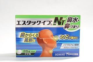 【指定第2類医薬品】エスタックイブNT 36錠 ×2 ※セルフメディケーション税制対象商品
