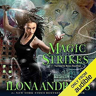 Magic Strikes cover art
