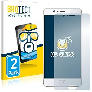 BROTECT Protector Pantalla Compatible con ZTE Nubia M2 Protector ...