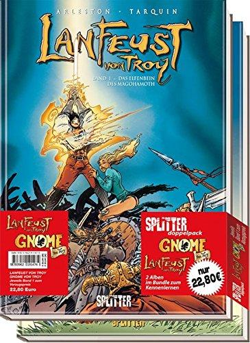 Lanfeust von Troy Bd. 1 & Die Gnome von Troy Bd. 1 - Doppelpack: 2 Bände