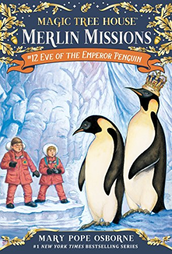 Eve of the Emperor Penguin