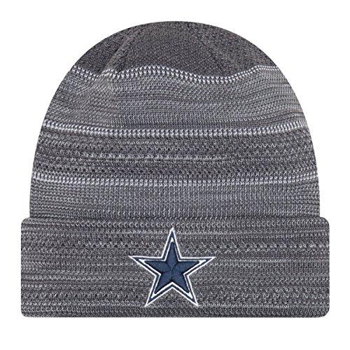 New Era NFL Sidelline 2017 - Gorro con puño de Dallas Cowboys