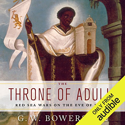 The Throne of Adulis audiobook cover art